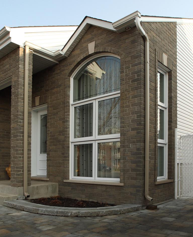 Les portes d 39 acier le gardeur vente installation de for Les portes fenetres